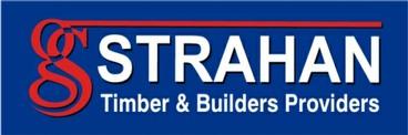 strahan timber logo