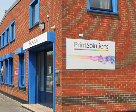 print solutions head office