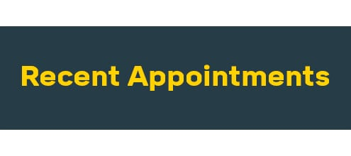 Recent-Appointments-At-Intact