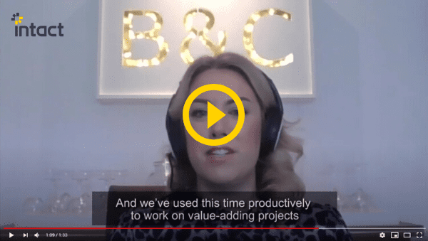 Intact COVID Response Video