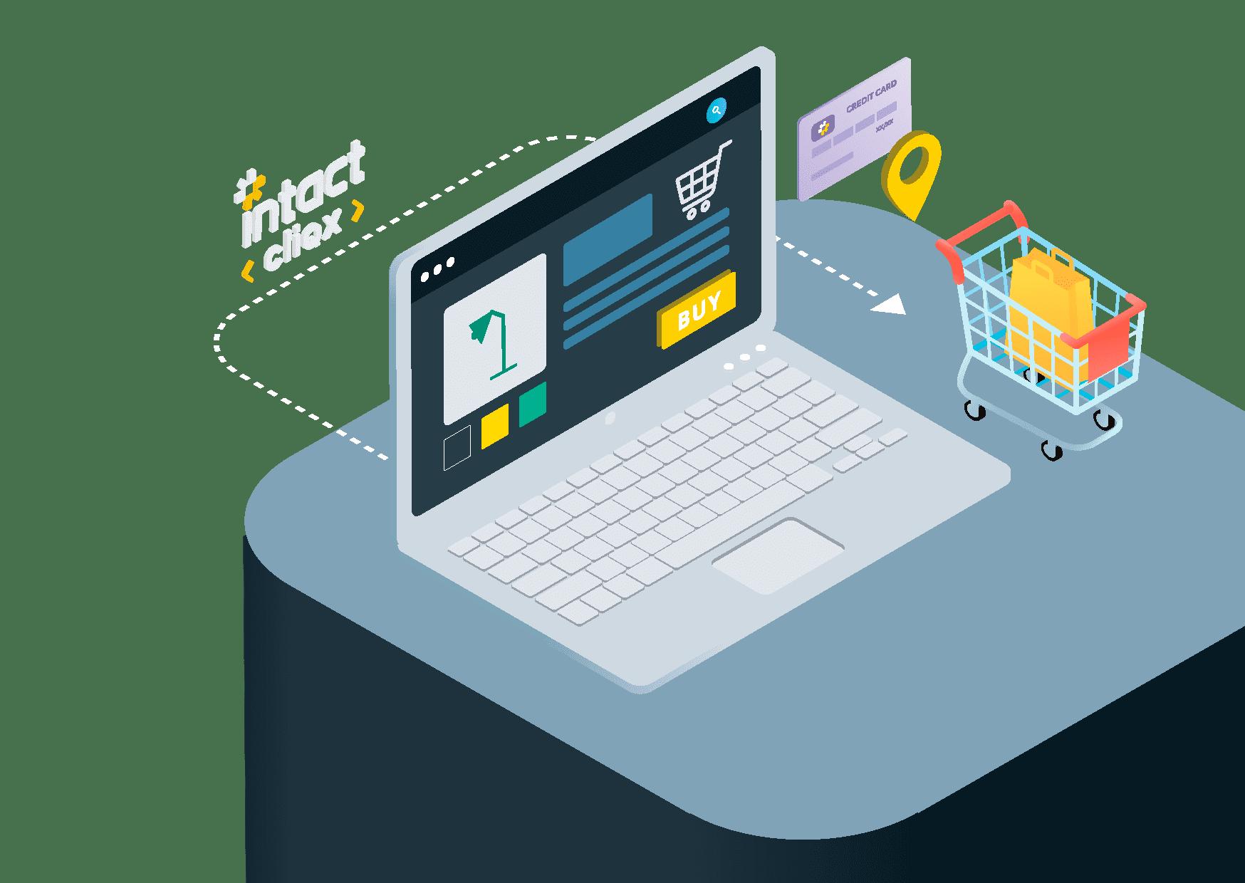 Cliqx ecommerce
