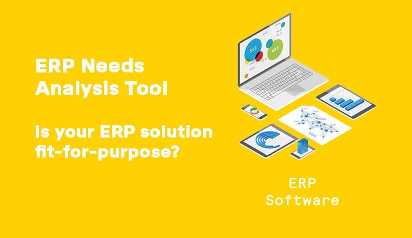 ERP Needs Analysis Tool graphic