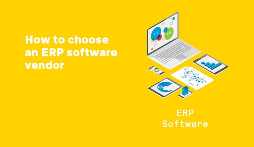 ERP Software Vendor