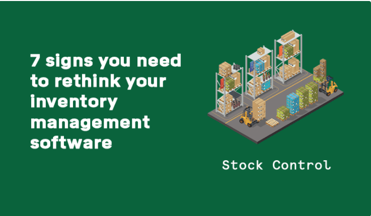 stock control graphic