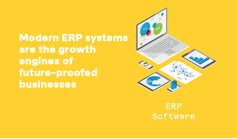 erp systems are the growth engines of future-proofed businesses graphic header