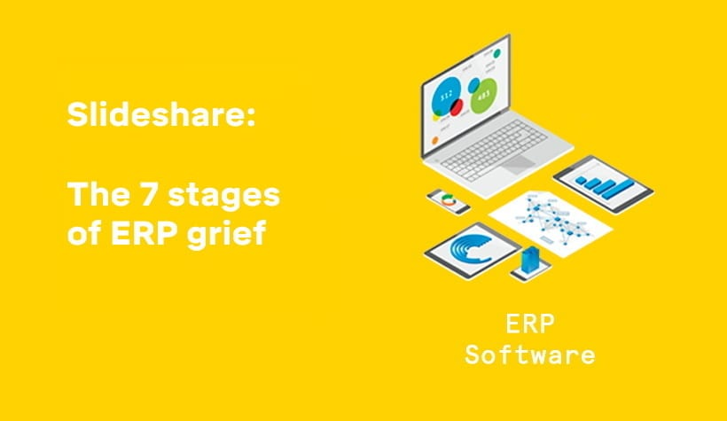 overcoming the 7 stages of ERP grief