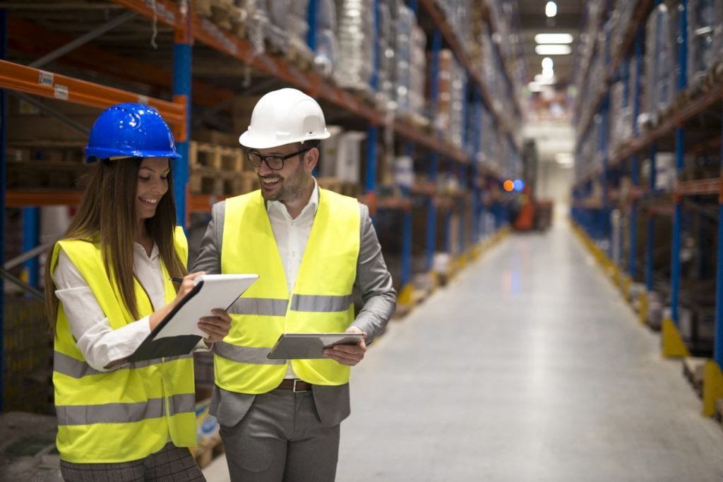 ERP in the warehouse