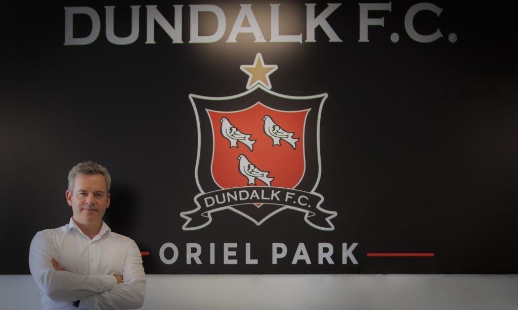 Justin Lawless at Dundalk FC